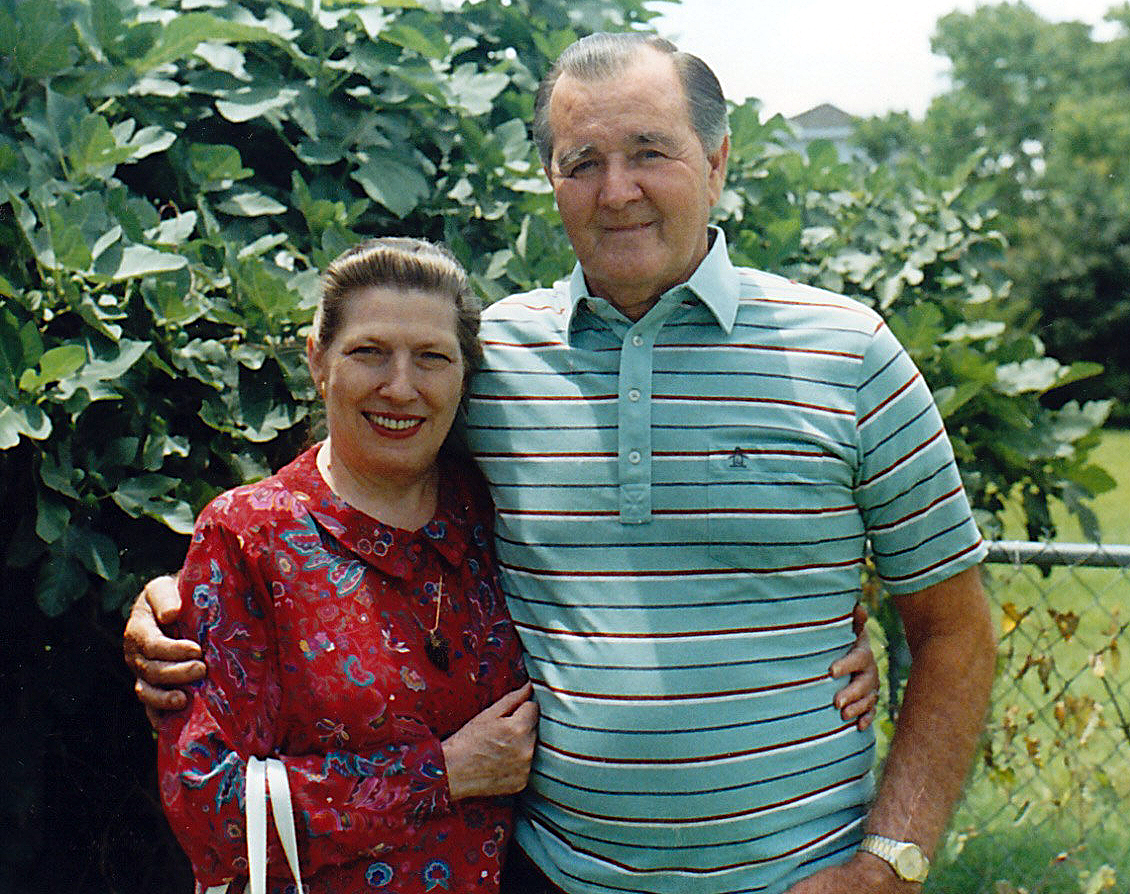 George and Gloria Trotter June 24, 1989