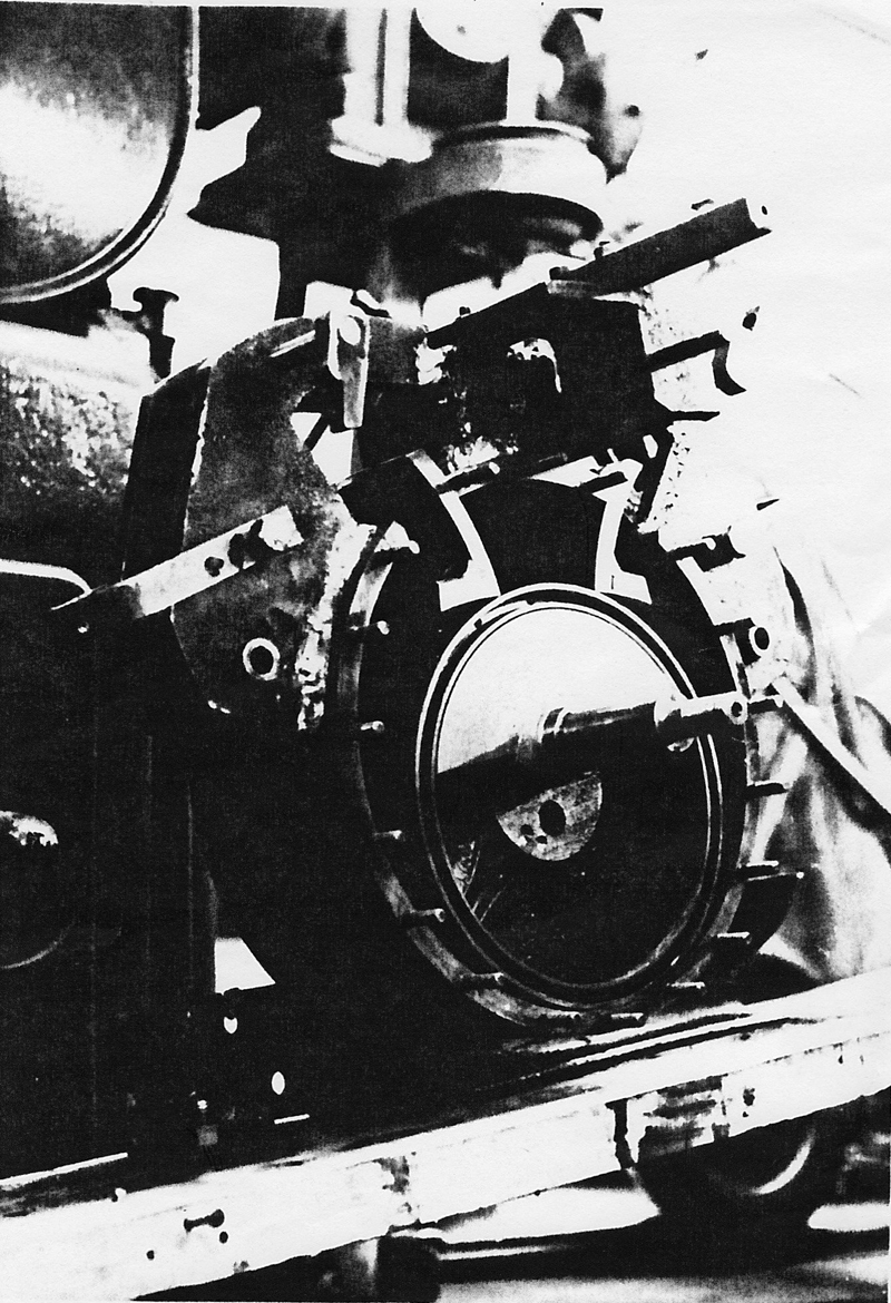 Inside the Trotter Rotary Engine