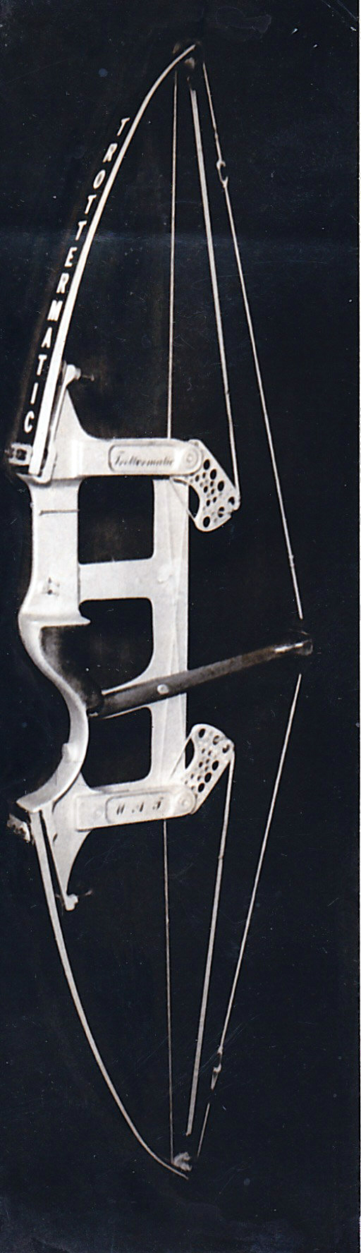 Trottermatic Compound Bow 1977